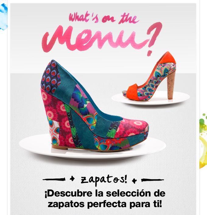 ¡Descubre la selección de zapatos perfecta para ti!